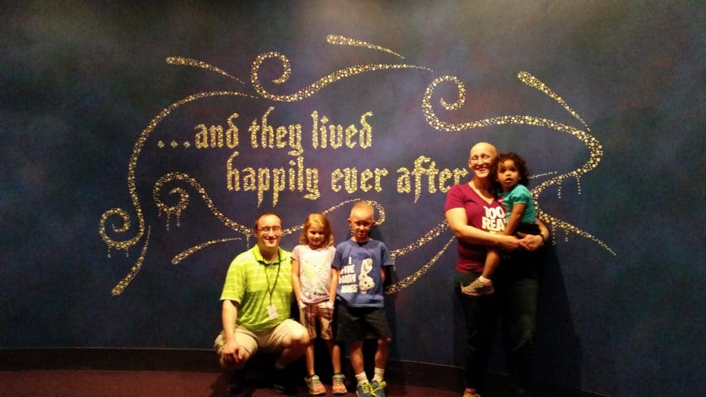happily ever after as a family