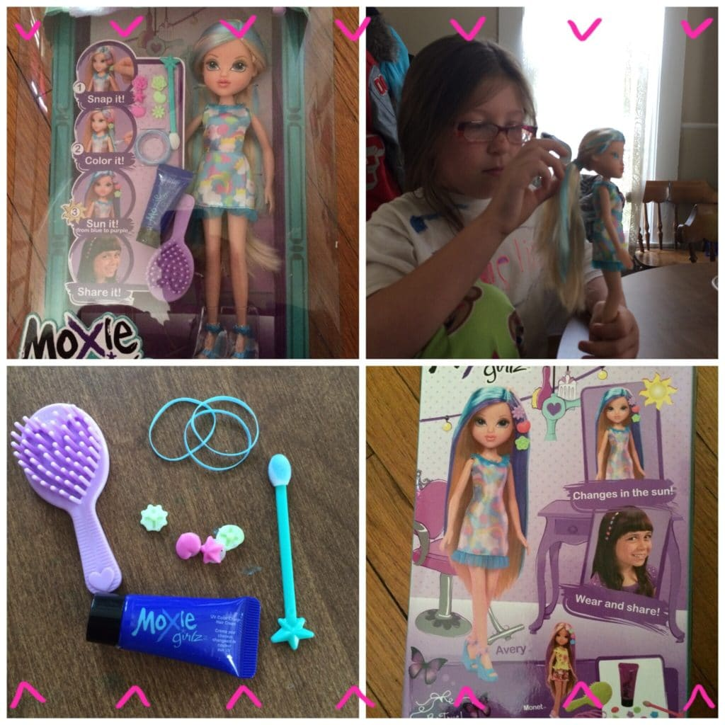 Moxie Girls- Sunkissed Magic Hair Doll