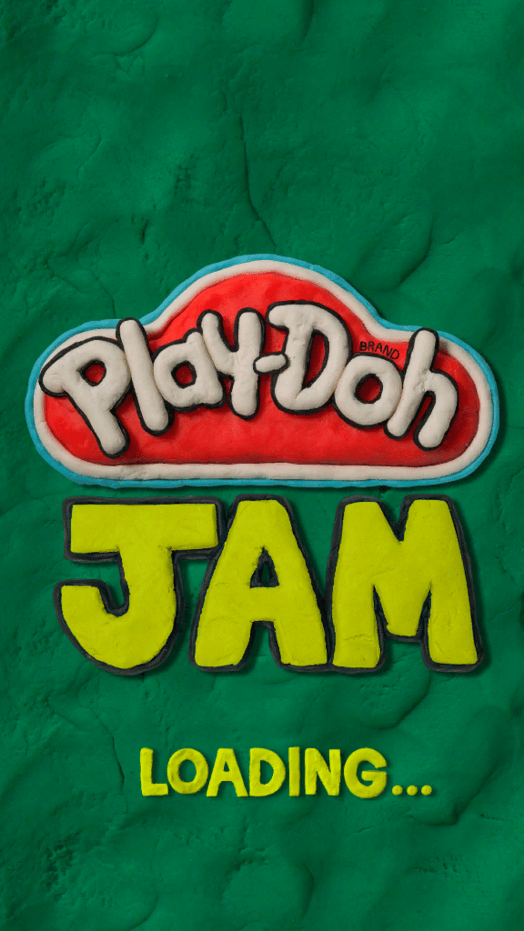 PLAY-DOH Jam Game App Review