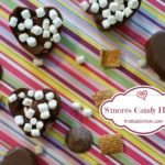 S'mores Candy Hearts