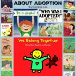 A Collection of Books for Children about Adoption