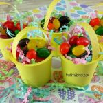 Tiny Easter Basket Craft