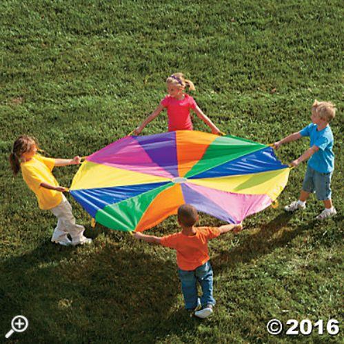 6ft parachute