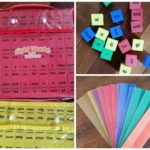 Reading Manipulatives from Oriental Trading