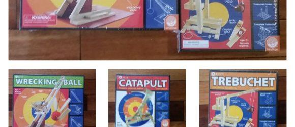 Keva building kits from @Mindware