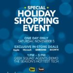 Best Buy Holiday Shopping Event @BestBuy #GiftingMadeEasy