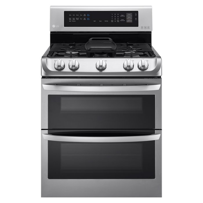 LG ProBake Double Oven @BestBuy @LGUS #ad http://bby.me/52xs