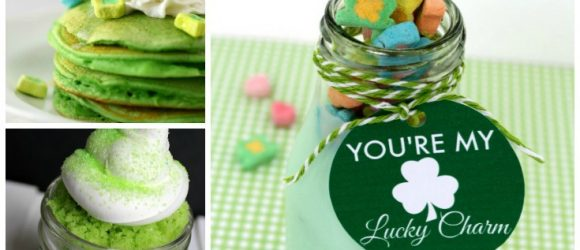 17 Kid Approved St Patrick's Day Treats