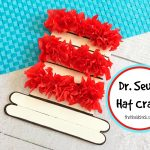 Dr Seuss Hat Craft