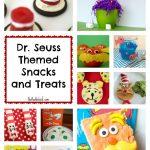 Dr Seuss Snacks and Treats