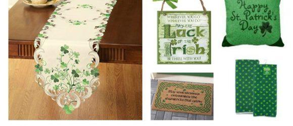 St Patricks Day Decor to love at thatbaldchick.com