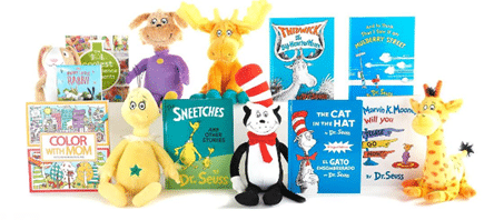 Kohl's Cares - Dr Seuss Collection