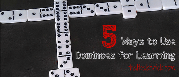 5 Ways to Use Dominoes for Learning