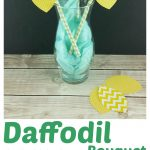 Daffodil Bouquet Craft