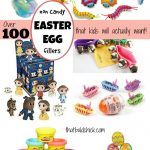Over 100 Non Candy Easter Egg Fillers That Kids Will Actually Want