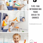5 Tips for Introducing Your Child to Chores