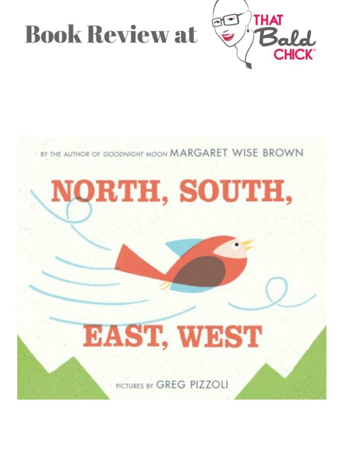 A review of North, South, East, West at thatbaldchick.com
