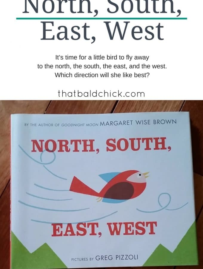 North South East West