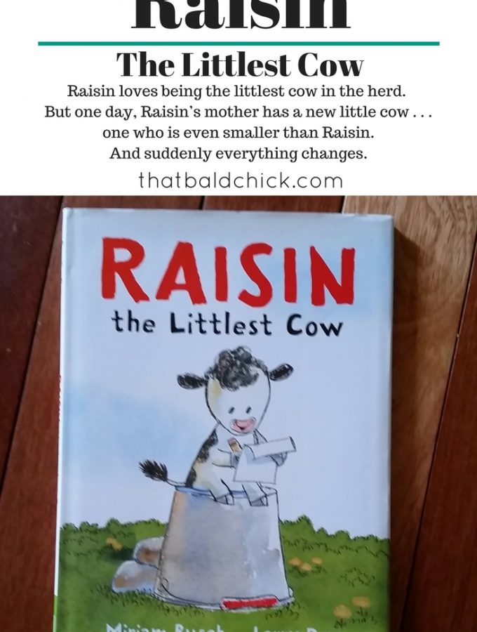 Raisin The Littlest Cow