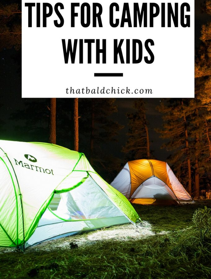 Tips for Camping with Kids