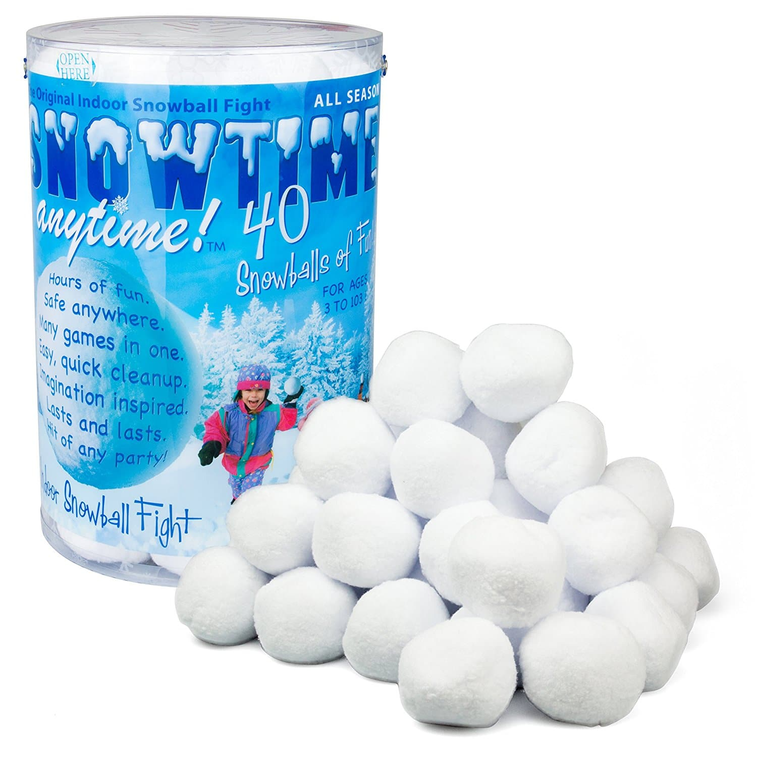 snowball fight set