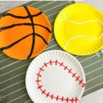 Paper Plate Sports Craft