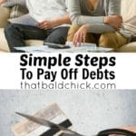 Simple Steps to Pay Off Debt