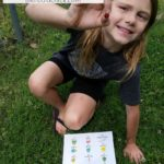 Camping and Nature Scavenger Hunt
