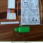 Summer Camp Goodie Bags for Kids