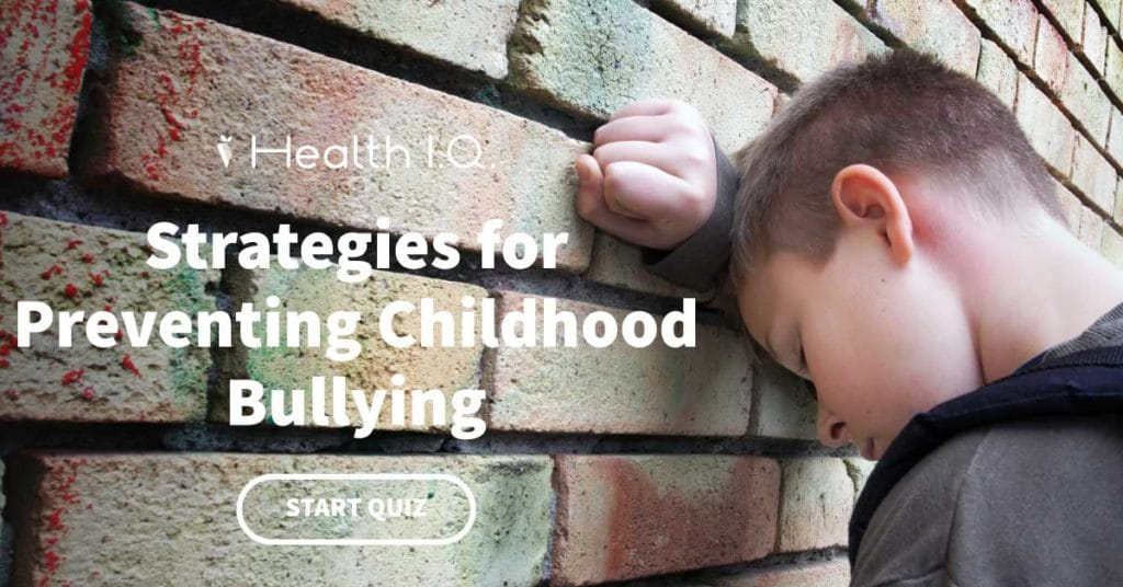 Strategies-to-Prevent-Childhood-Bullying at thatbaldchick.com