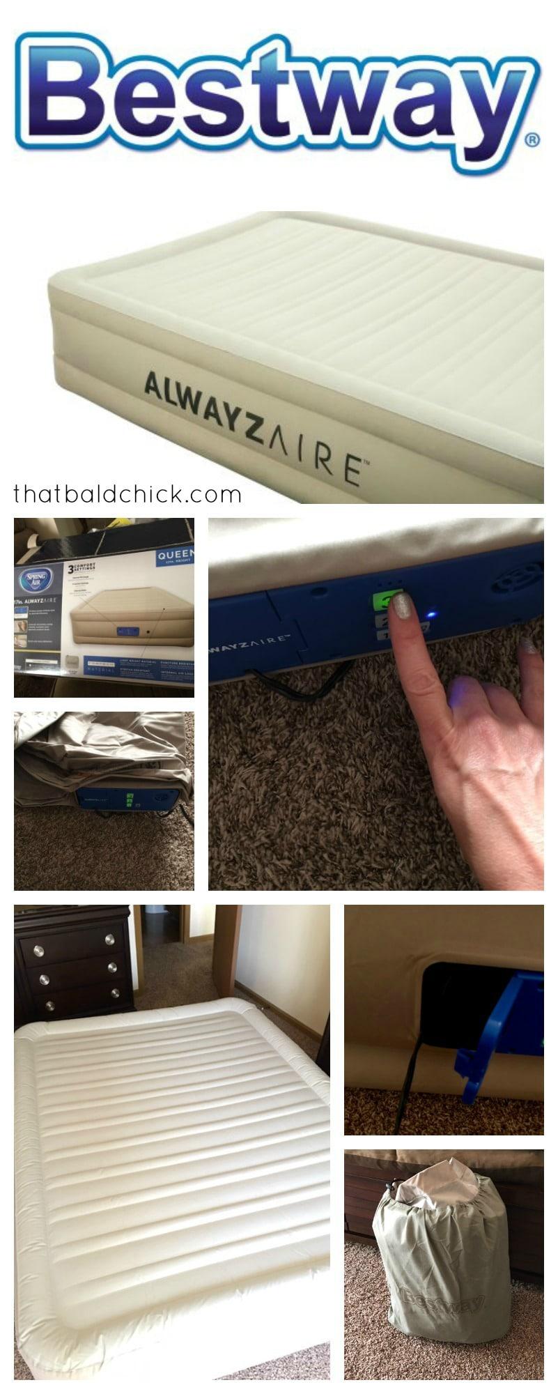 ALWAYZAIRE inflatable mattress
