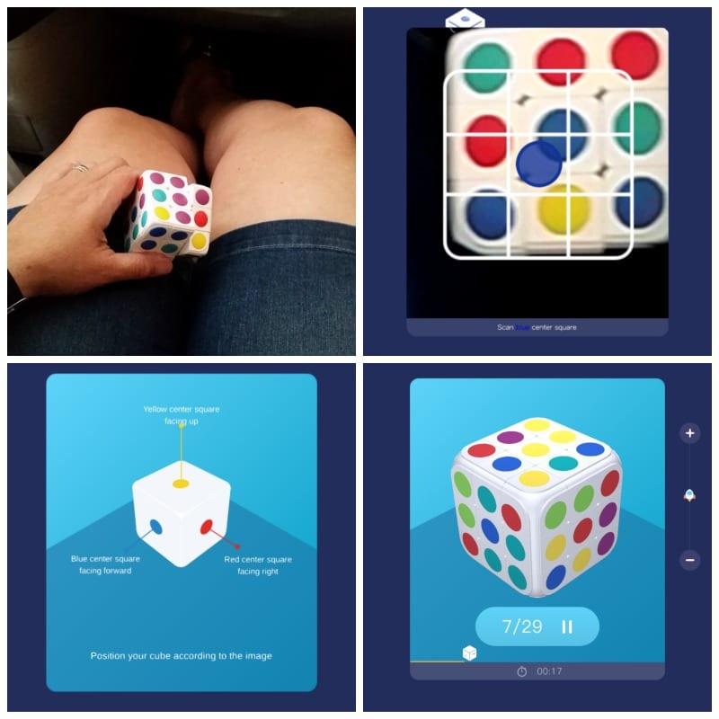Cube tastic 3x3 puzzle
