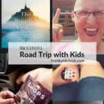 How to Survive a Road Trip with Kids #RoadTripBBoxx