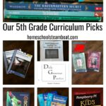 Our 5th Grade Curriculum Picks