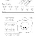 Letter Y Alphabet Writing Practice