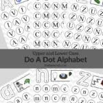 Do A Dot Alphabet Printables