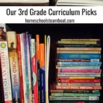 Our 3rd Grade Curriculum Picks