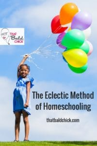 Learn about the Eclectic Method of Homeschooling