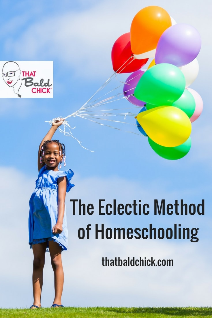 Learn about the eclectic method of #homeschooling and see if it's right for your #homeschool! #HSMommas #HomeEducate