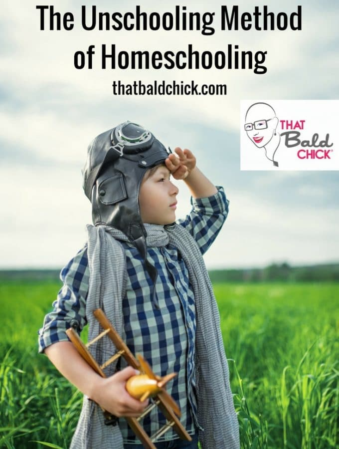 Learn about the unschooling method of #homeschooling and see if it's right for your #homeschool! #HSMommas #HomeEducate