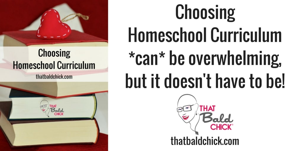 Choosing homeschool curriculum can be overwhelming, but it doesn't have to be! homeschoolsteamboat.com