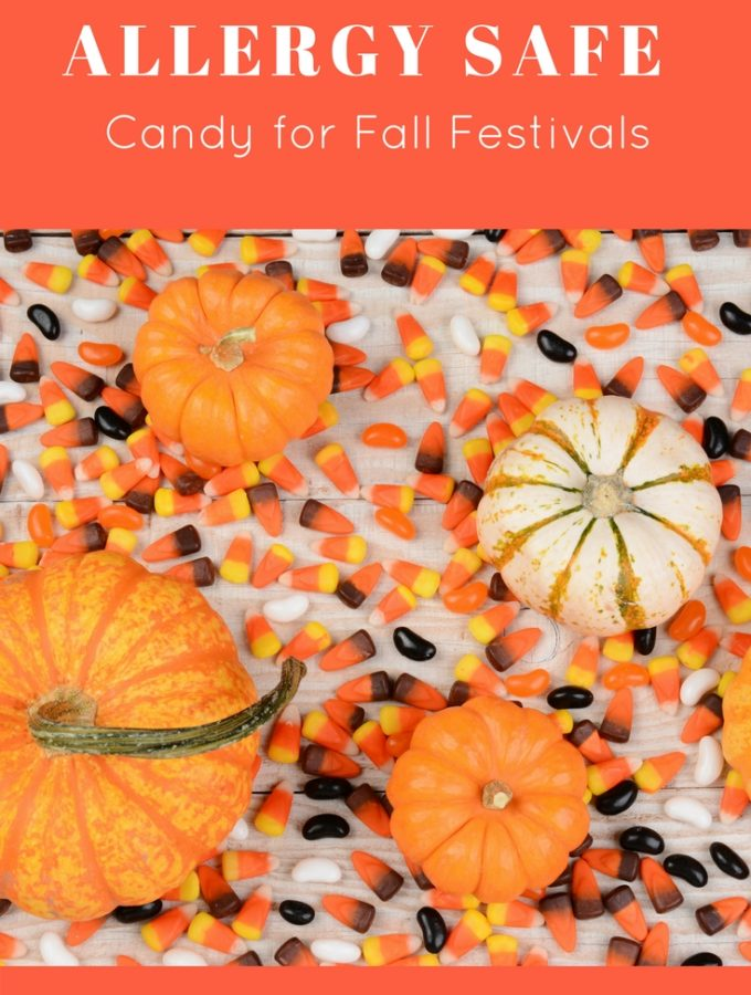 Allergy Safe Candy for Fall Festivals