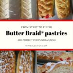 Butter Braid® Pastries for Fundraising
