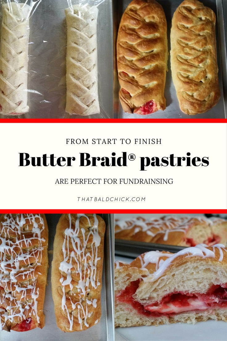 From start to finish, Butter Braid® pastries are perfect for fundraising!