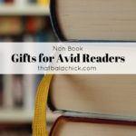 Non Book Gifts for Avid Readers