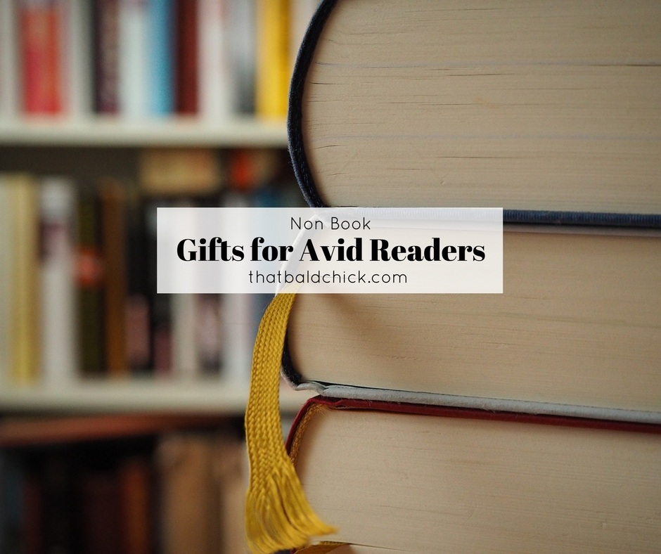 These non book gifts for the avid readers are perfect!