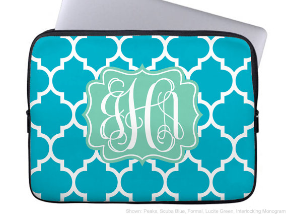 Monogram cover by TheMonogramLine