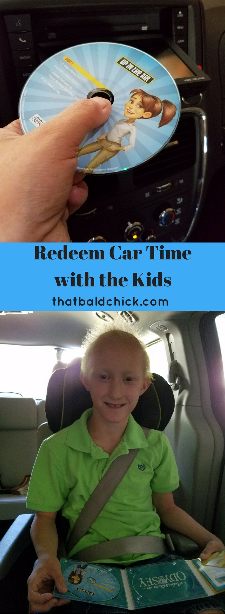 When boredom sets in, they get snarly. Lately, I've been using kids audiobooks and cd's to redeem car time with the kids. AD