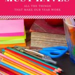 Back to Homeschool Must Haves