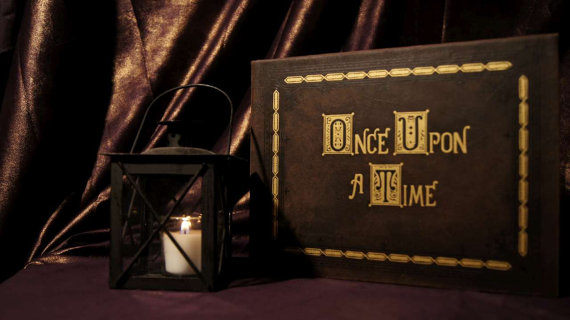 Once Upon A Time eReader Cover